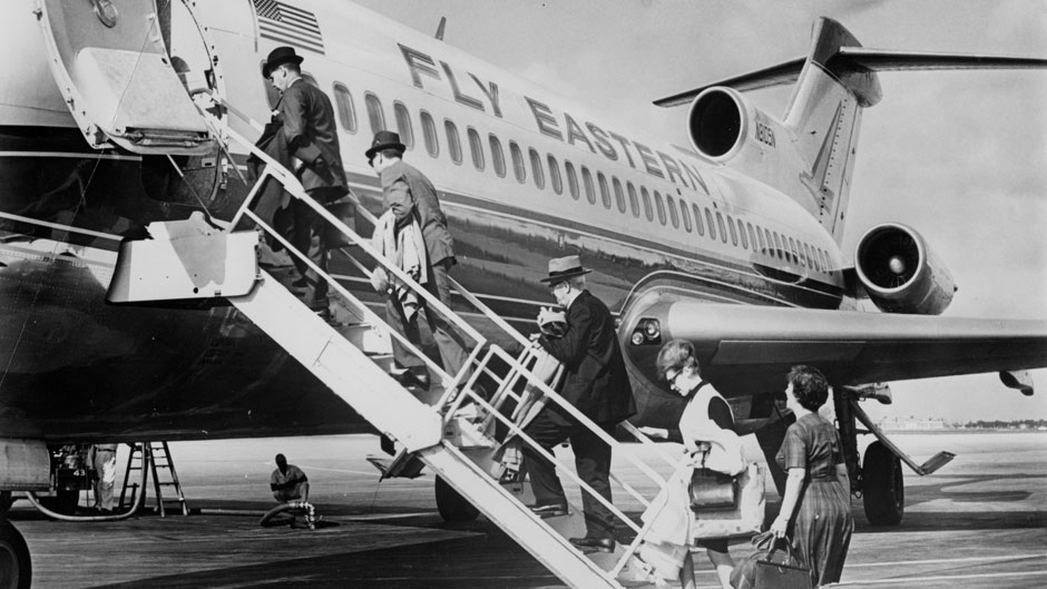 Eastern Airlines, UM Libraries, Special Collections